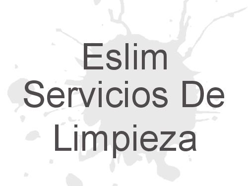 Eslim Servicios De Limpieza