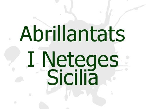 Abrillantats I Neteges Sicilia