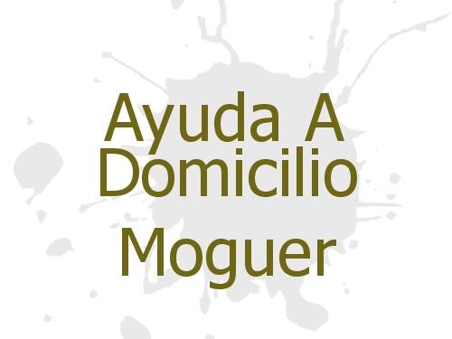 Ayuda A Domicilio Moguer