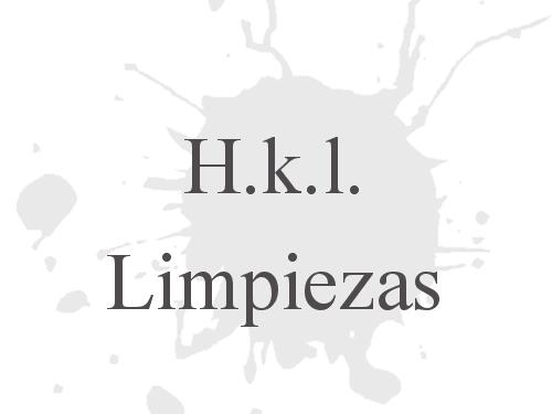 H.k.l. Limpiezas
