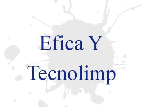 Efica Y Tecnolimp