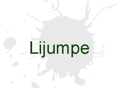 Lijumpe