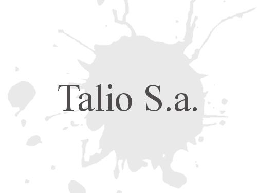 Talio S.a.