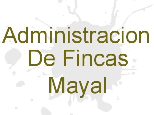 Administracion De Fincas Mayal
