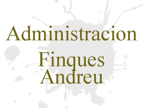 Administracion Finques Andreu