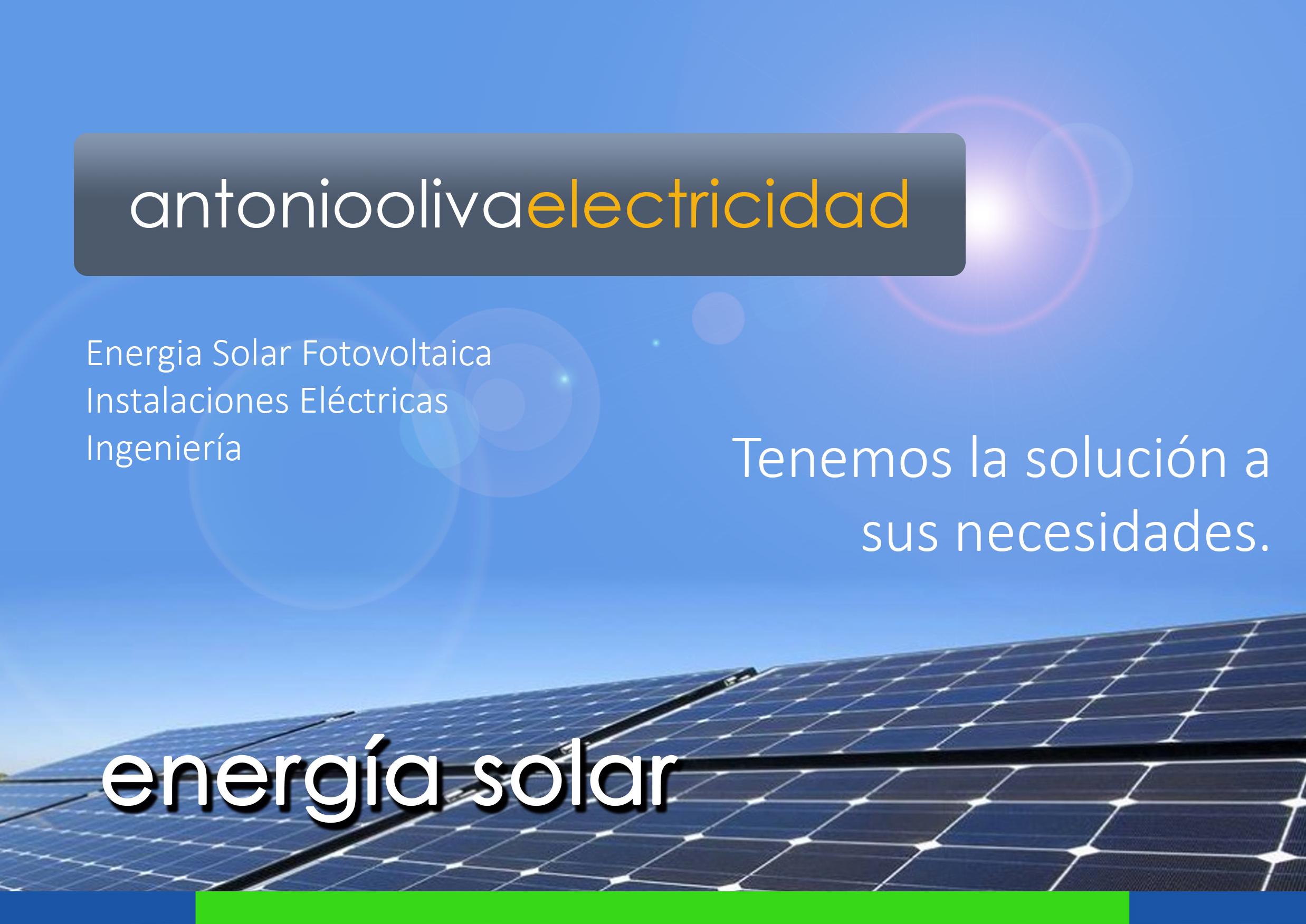 Antonio Oliva Electricidad
