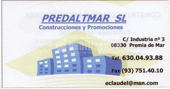 Predaltmar S.L