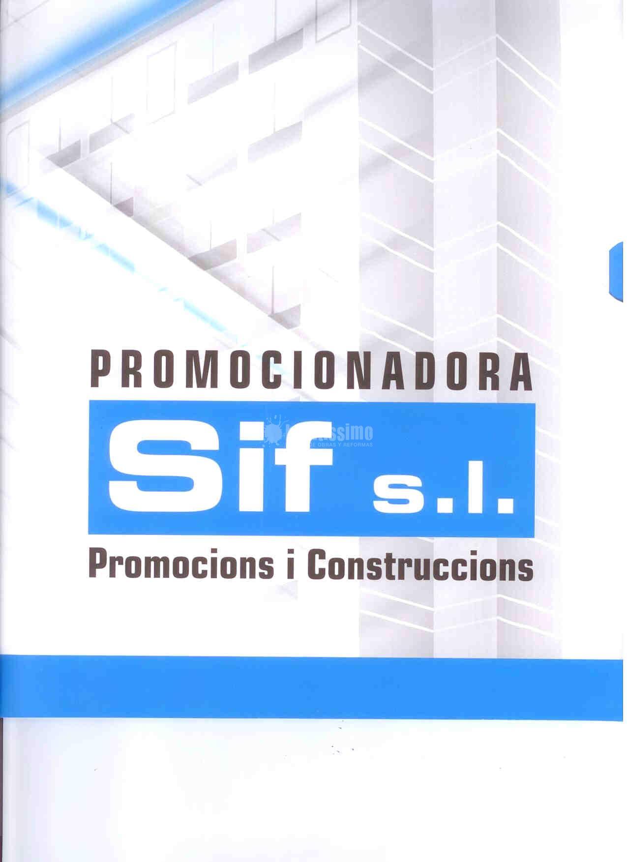 Promocionadora S.i.f, S.L