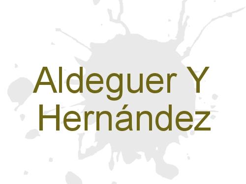 Aldeguer Y Hernández