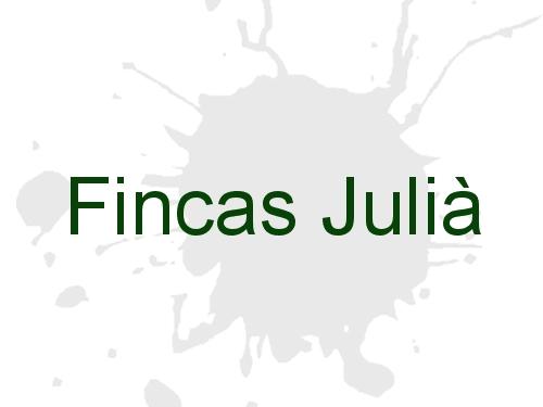 Fincas Julià