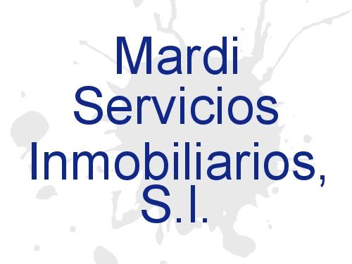 Mardi Servicios Inmobiliarios, S.l.