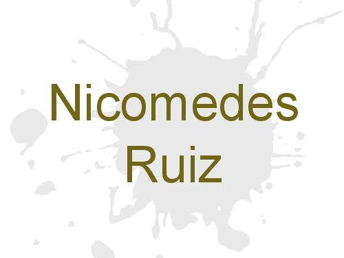 Nicomedes Ruiz