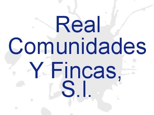 Real Comunidades Y Fincas, S.l.