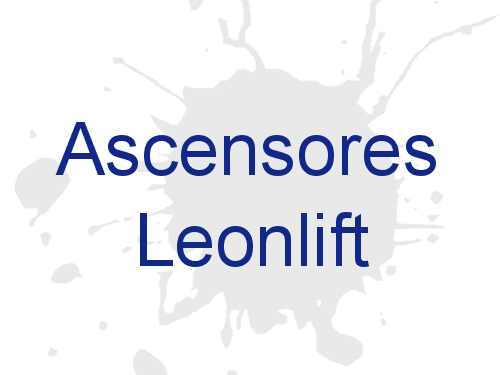 Ascensores Leonlift