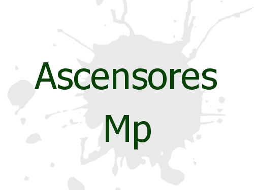 Ascensores Mp