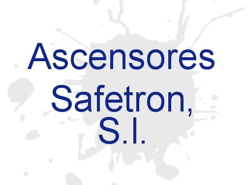 Ascensores Safetron, S.l.