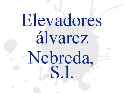 Elevadores álvarez Nebreda, S.l.