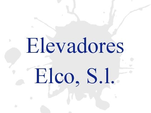 Elevadores Elco, S.l.