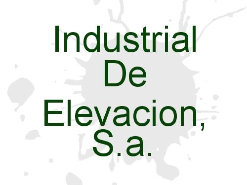Industrial De Elevacion S.A. - Zaragoza