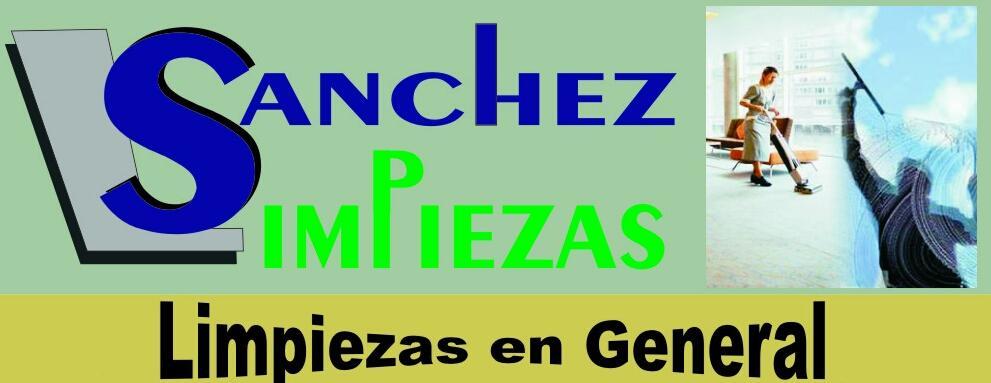 Limpiezas Sanchez