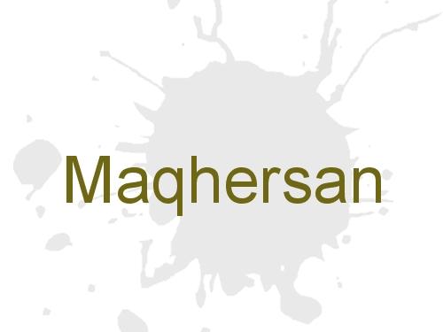 Maqhersan