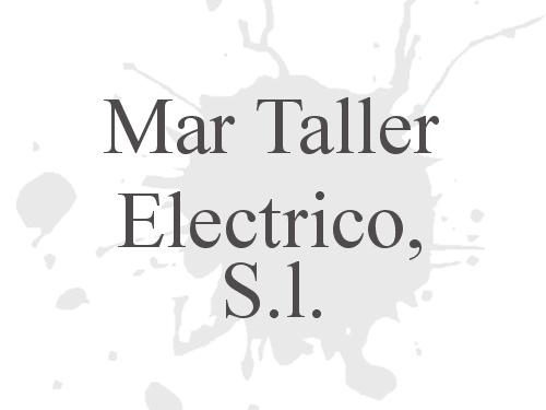 Mar Taller Electrico, S.l.