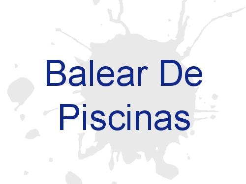 Balear De Piscinas