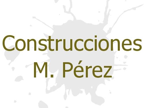 Construcciones M. Pérez