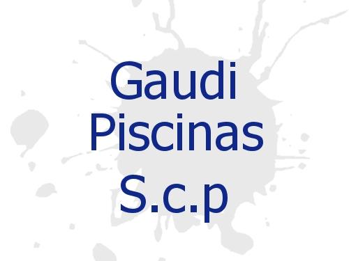 Gaudi Piscinas S.c.p