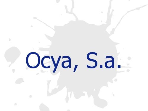 Ocya, S.A.