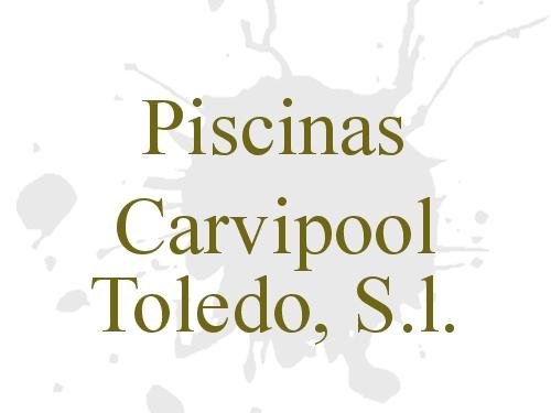 Piscinas Carvipool Toledo, S.l.