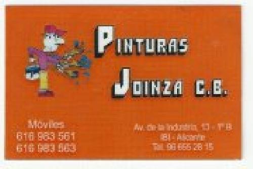 Pinturas Joinza C.B.