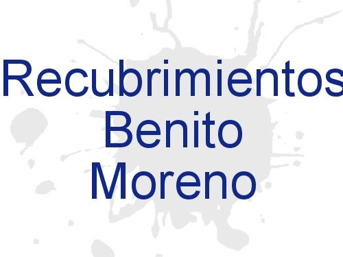 Recubrimientos Benito Moreno