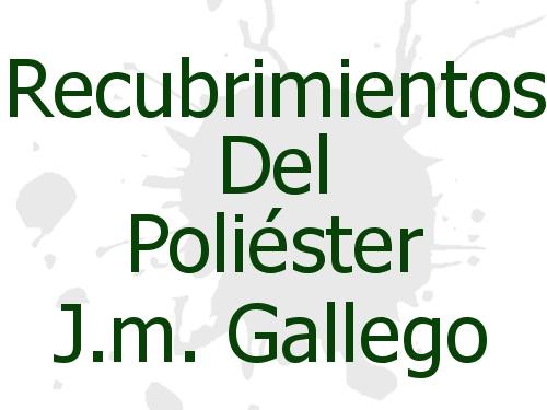 Recubrimientos Del Poliéster J.M. Gallego