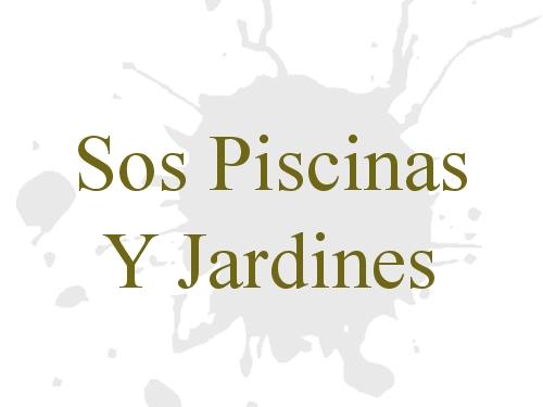 Sos Piscinas Y Jardines