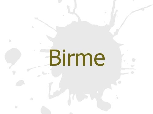 Birme