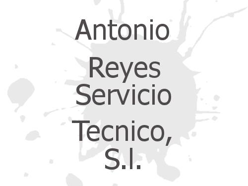 Antonio Reyes Servicio Tecnico