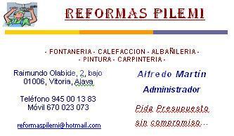 Reformas Pilemi