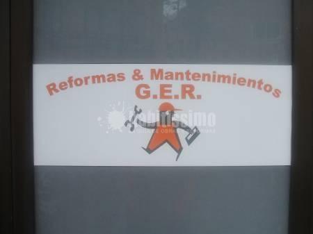 Reformas & Mantenimiento G.E.R.