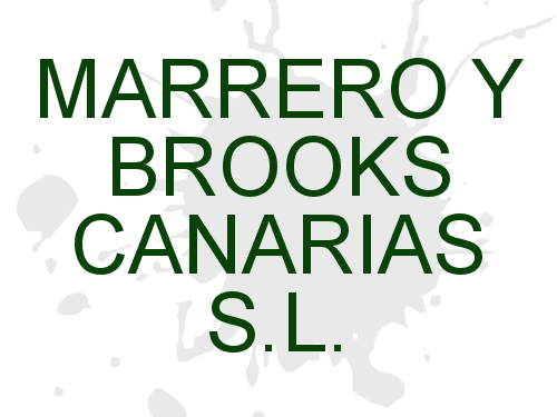 Marrero y Brooks Canarias S.L.