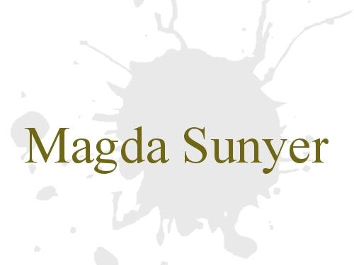 Magda Sunyer Vives
