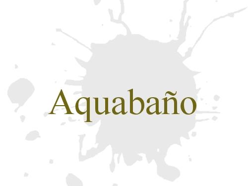 Aquabaño