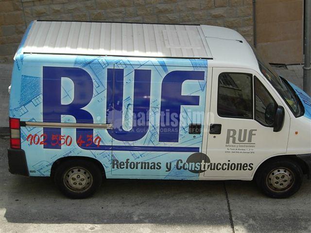 Reformas y Construcciones Ruf, SL