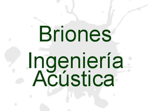 Briones Ingeniería Acústica