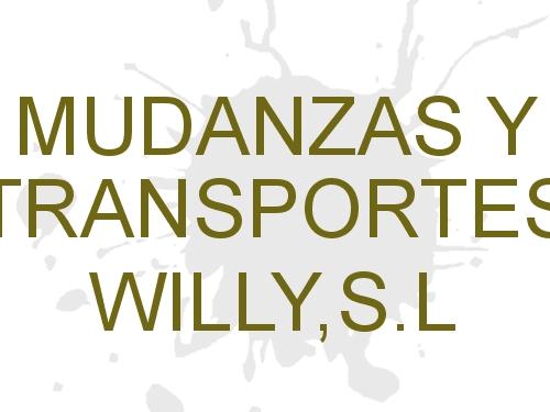 Mudanzas y Transportes Willy S.L
