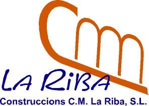 Construccions C.M. La Riba  sl