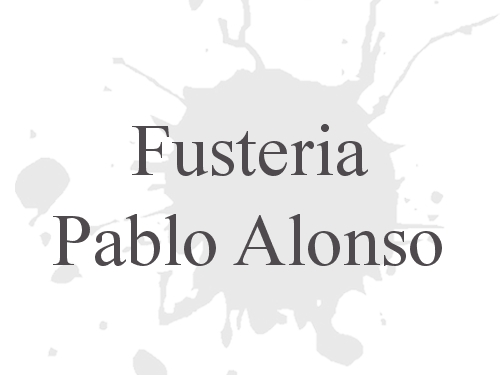 Fusteria Pablo Alonso