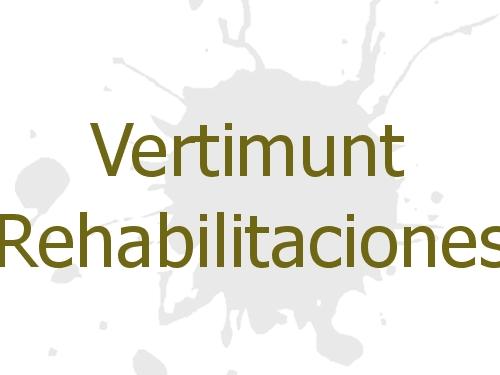 Vertimunt Rehabilitaciones