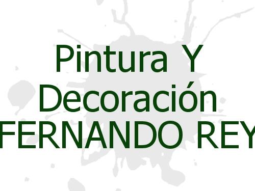 Pintura y Decoración Fernando Rey