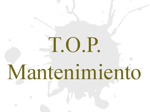 T.O.P. Mantenimiento